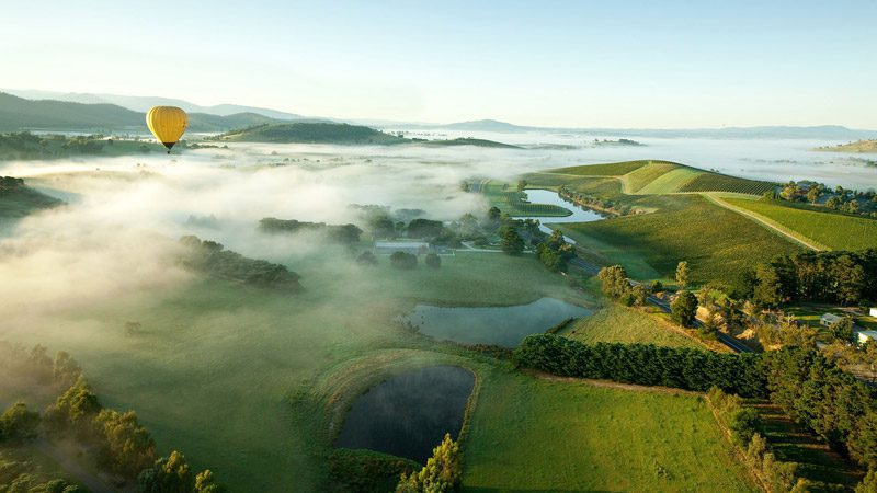Yarra Valley Two-Day Trip – soaring sensations