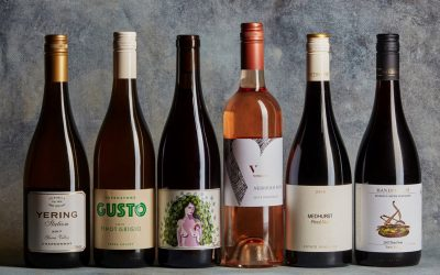 Six new wines. Six new wine makers. Six new Wine Downs.
